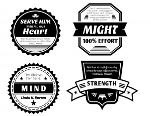 2015 Youth Theme: Heart, Might, Mind, and Strength