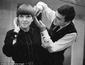 ... designer Mary Quant, left a £100million fortune on his death in 2012