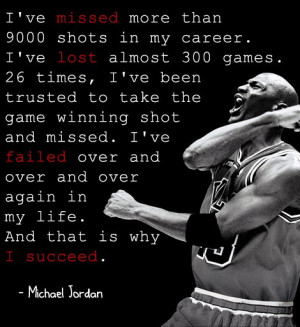 michael jordan quote 274x300 Daily Motivation: Motivational Quotes