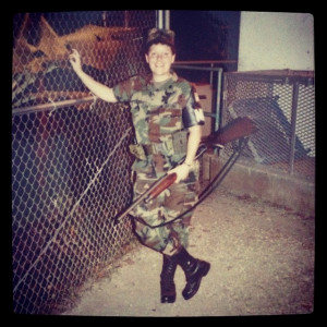 Guarding General Thurman in Panama 1990. #tbt #usarmy #military # ...