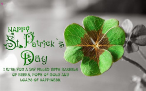 Best Inspirational St. Patrick's Day 2015 Quotes