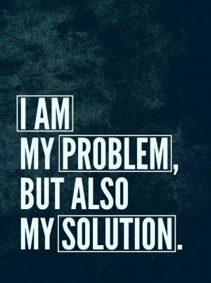 Quotes. Problem. Solution.