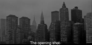 Manhattan Woody Allen