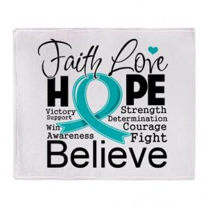 love hope gifts faith love hope living room faith hope ovarian cancer ...