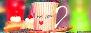 I Love Coffee Facebook Cover Photo