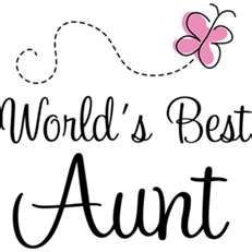love being an aunt More