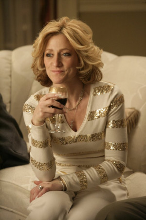 Carmela Soprano - won many awards for this series - excellent actress!