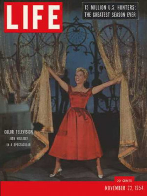 ... Judy Holliday, a collection of shared knowledge concerning Judy