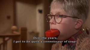 Favorite 9 gifs from film a Christmas Story quotes
