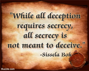 Hidden Secrets Quotes Idea of a secret society,