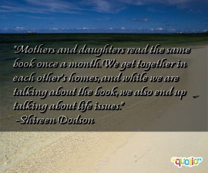 famous quotes about mothers and daughters