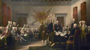 The positivity of the Age of Enlightenment and the previous American ...
