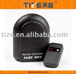 Amasing Remote fart box, electronic toy TZ-P005
