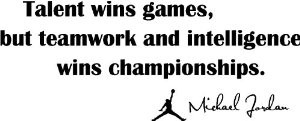 Quotes About Teamwork In Basketball ~ Teamwork Quotes And Sayings ...