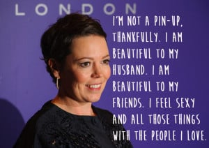 Olivia Colman Husband