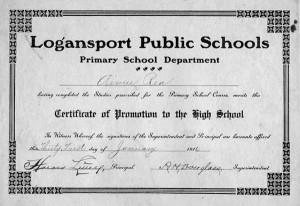 Congratulations Certificate