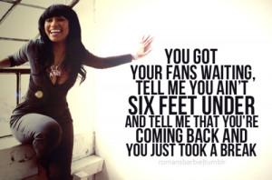 Nicki+minaj+lyrics+quotes