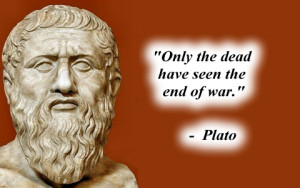 Quotes by Plato Plato Quotes War Quote