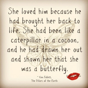 Love this quote! #love #quote #butterfly #love #caterpillar #cocoon # ...
