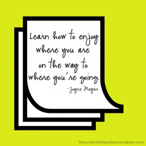 Posted Joyce Meyer Quotes...