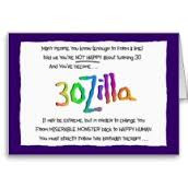 funny+30th+birthday+cards+(14) Funny 30th birthday sayings, Funny 30th ...