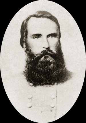 General James Longstreet, brigade commander of the 17th Virginia ...