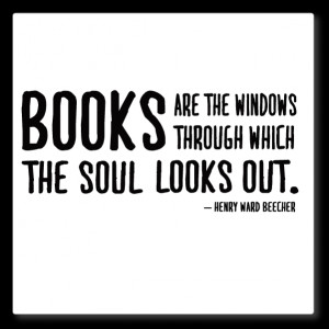 ... wall decals books quotes wall decals book library wall quote soul