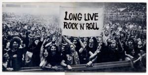 Top Five Songs that Extol the Virtues of Rock 'n' Roll
