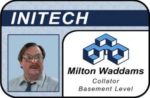 milton office space stapler