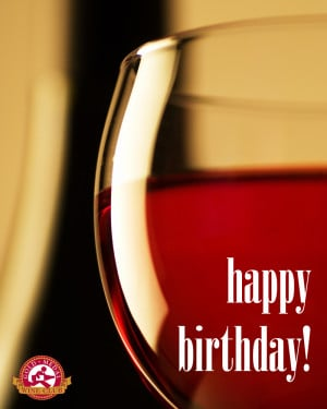 Happy Birthday Wine Quotes. QuotesGram