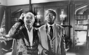 still of bill cosby and salim grant in ghost dad large picture