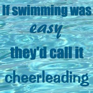 Swim Humor by fearlessgurl
