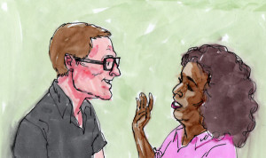 Rob Bell and Oprah Talk About God
