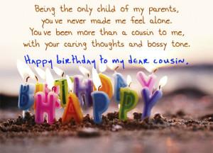 Happy Birthday Cousins Quotes Happy birthday