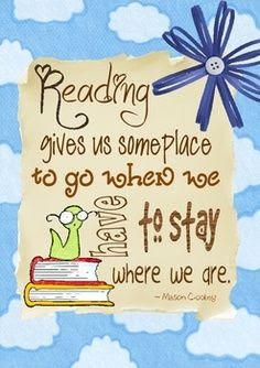 Some Inspirational Quotes On Reading. QuotesGram