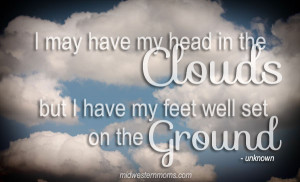 Cloud Quote {Photography}