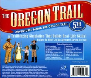 Screenshot Thumbnail / Media File 2 for Oregon Trail (1990)(Mecc)
