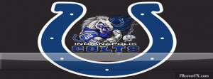 Indianapolis Colts Football Nfl 20 Facebook Cover