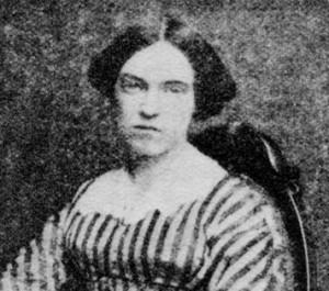 Elizabeth Stoddard, fully Elizabeth Drew Stoddard, née Barstow