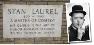 Oliver Hardy Death Stan Laurel
