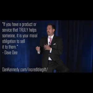 Sales quotes, best, motivational, sayings, dave dee
