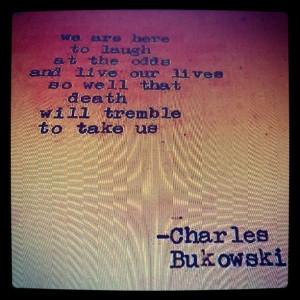quote #bukowski
