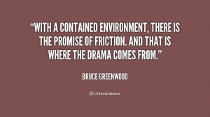 Quotes by Bruce Greenwood