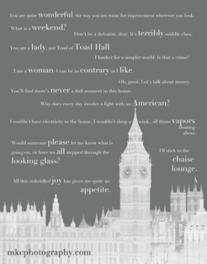 ... probably Canada too, for all I know). That obsession is Downton Abbey