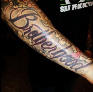 Brotherhood Tattoos Quotes Brotherhood tattoos quotes
