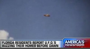 Did A 'UFO' Hover Over Florida Pool? (VIDEO) by HUFFINGTON POST MIAMI