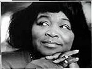 Strength Dr. Betty Shabazz