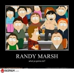 Randy Marsh - FacePalm.com