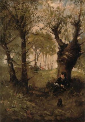 Edma Morisot Artfact Artist