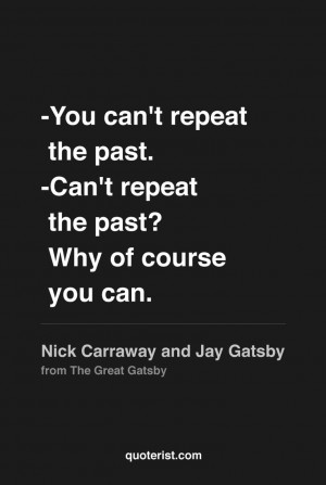 ... Nick Carraway and Jay Gatsby from #thegreatgatsby. #moviequotes #